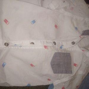 Toddlers boy shirts